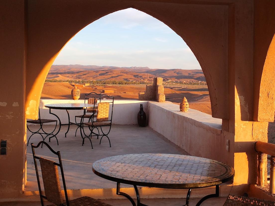 Riad Chez Talout, Skoura