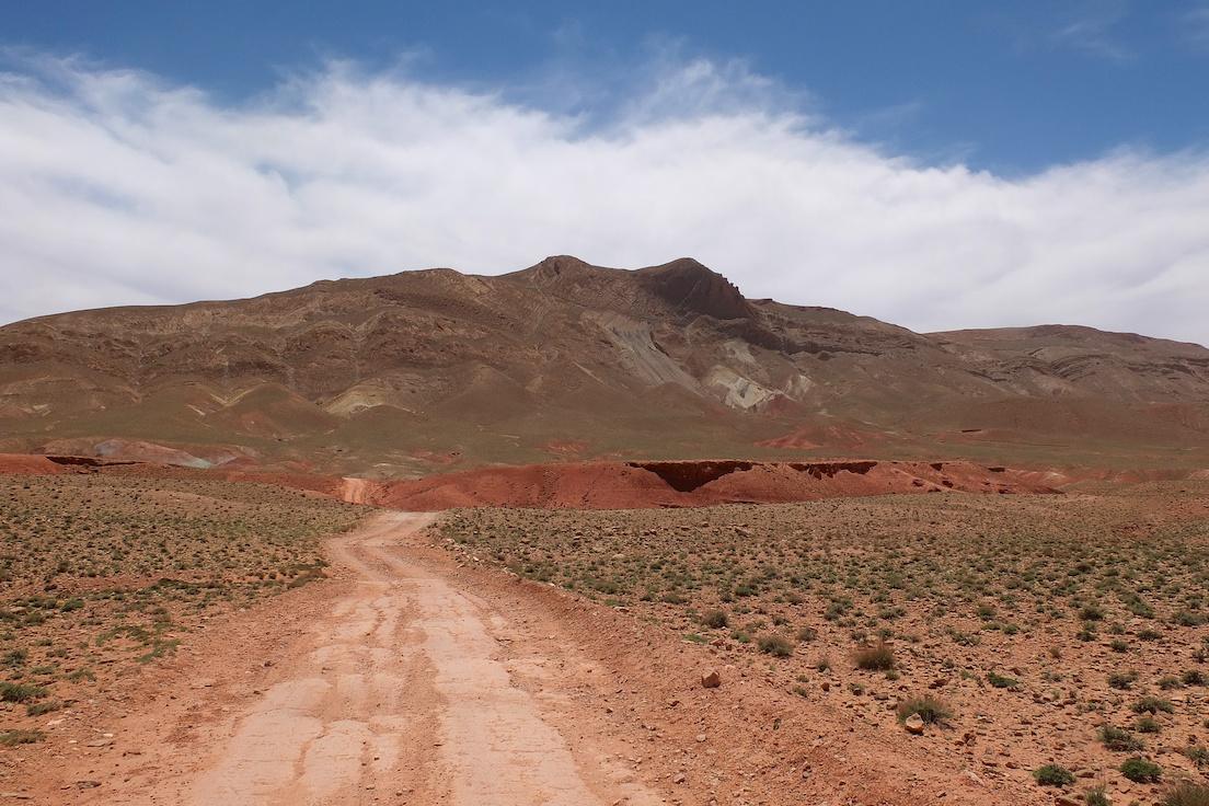 Nebenstrecke von M'Gouna zur Dades-Schlucht