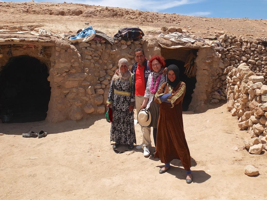 Höhlennomaden im Hohen Atlas