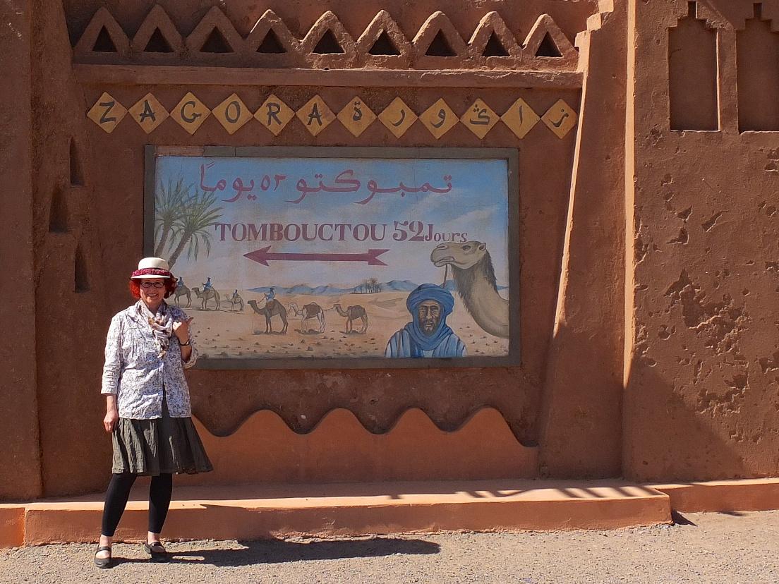 """Zagora - """"52 Tage nach Timbuktu"""""""