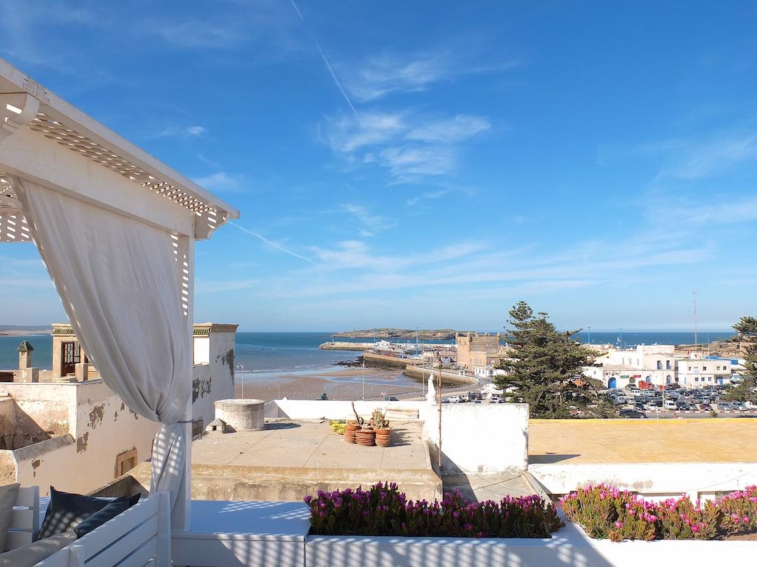 Essaouira, Riad Dar L'Oussia