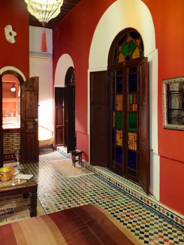 Fes  -  Riad Tafilalet