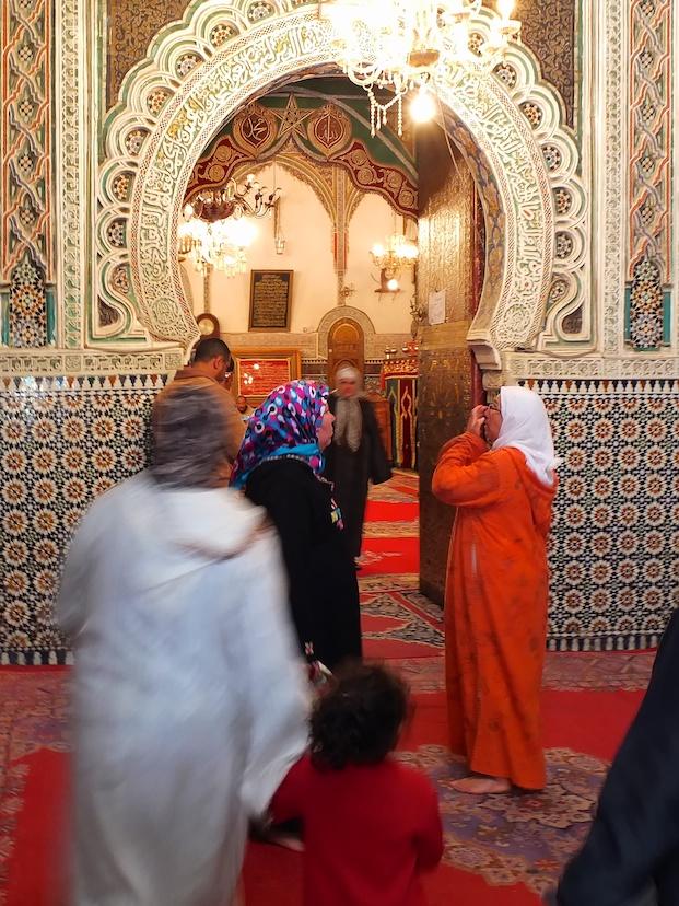 Fes  -  Moschee Karaouine