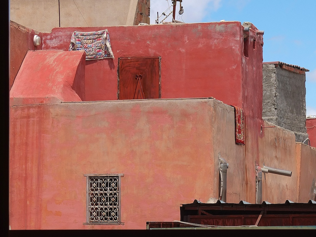 Marrakesch  -  Medina