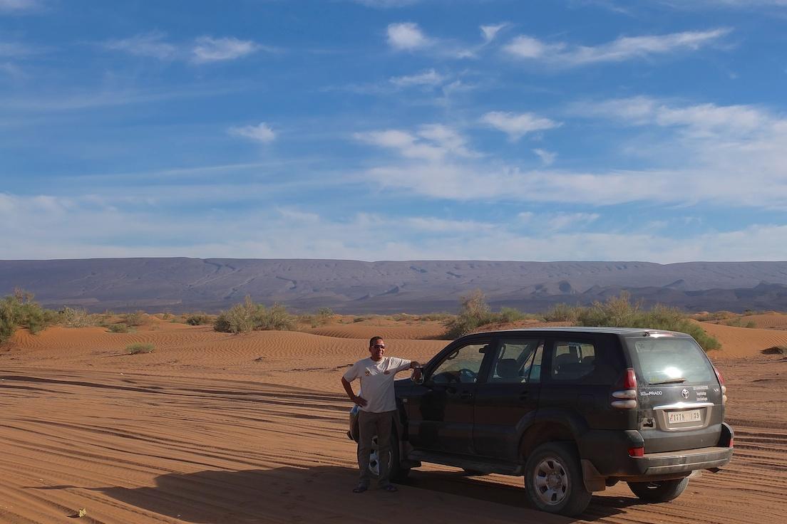 Saharapiste: Erg Chegaga - Foum Zgouid